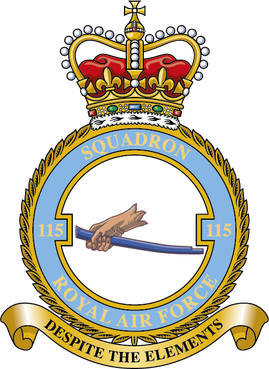 Roll of Honour 115 Squadron
